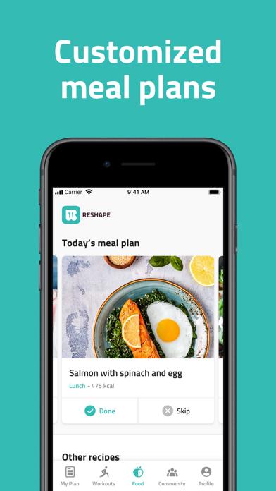 Reshape - Fasting TrackerScreenshot of 4
