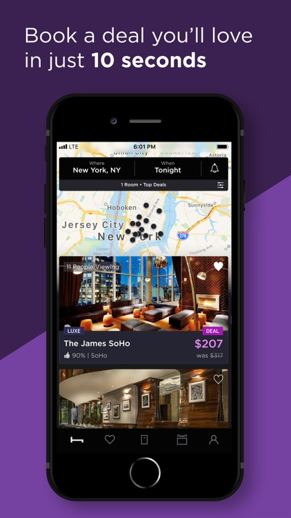 HotelTonight - Hotel Deals