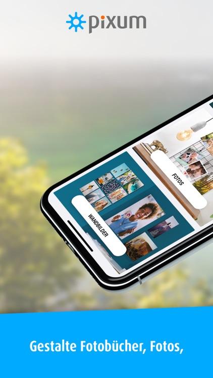 Pixum - Fotobuch erstellen screenshot-0