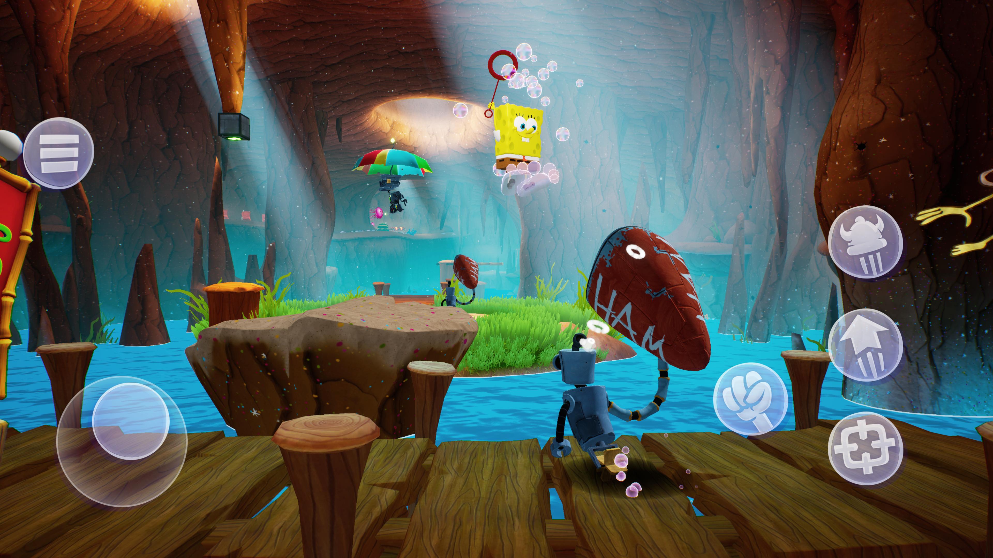 SpongeBob SquarePants screenshot 17