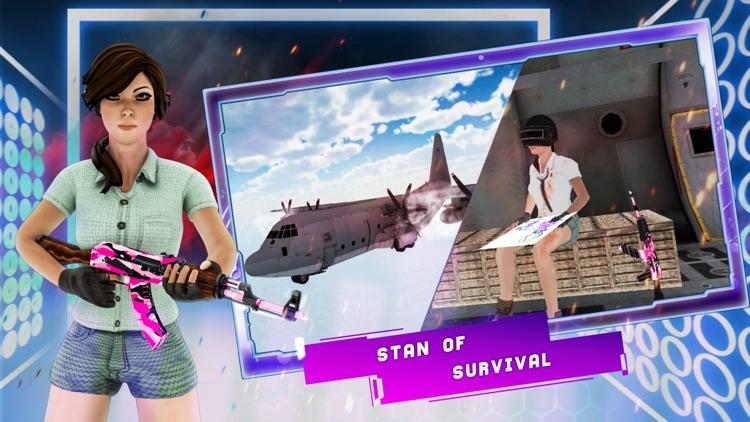 Counter target - FPS gun games