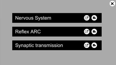 Human Nervous system screenshot 5