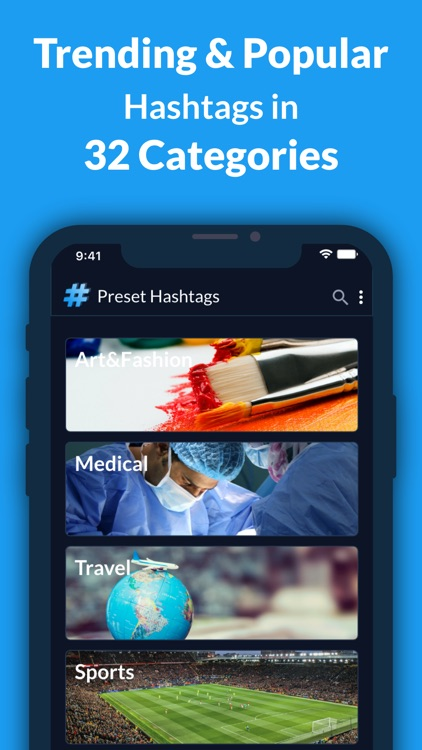 Hashtags Manager: AI screenshot-2