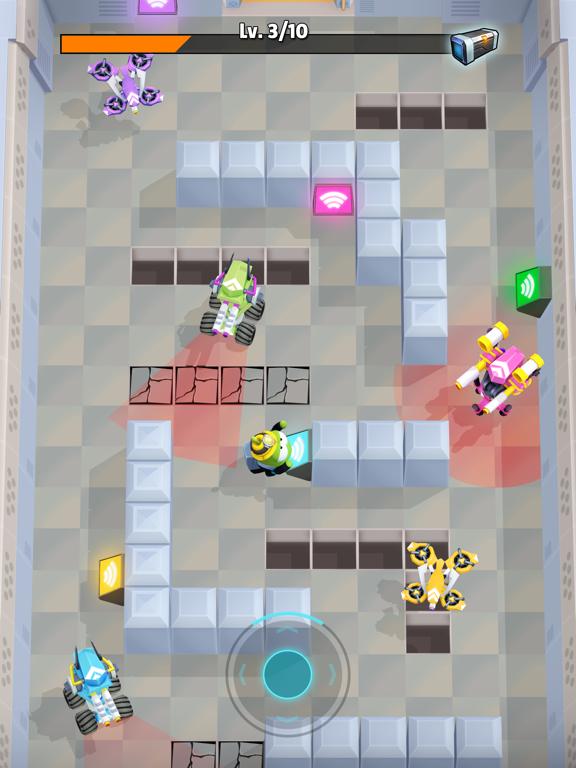 CyberNom screenshot 4