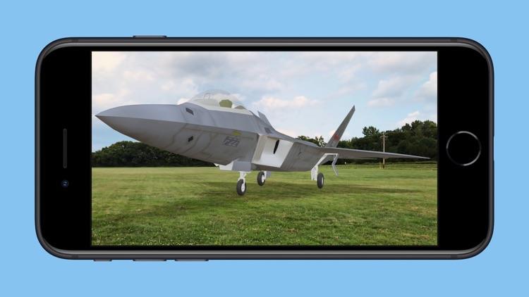 AR Airplane Museum screenshot-6