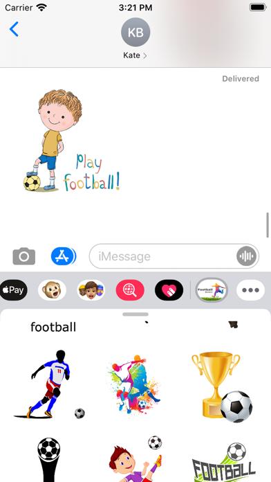 football stickers 2021紹介画像8