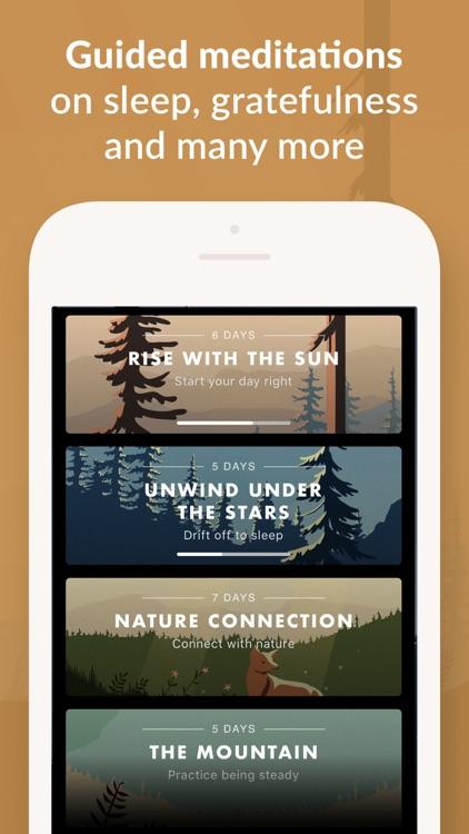 Wild Journey - Nature Sounds screenshot-3