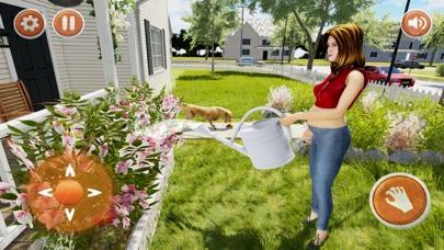 Pregnant Mom Simulator Life 3D screenshot 3