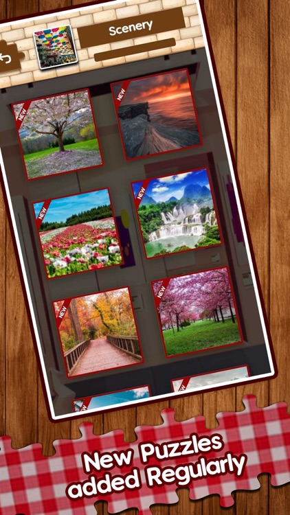 Jigsaw Puzzles Collection screenshot-5