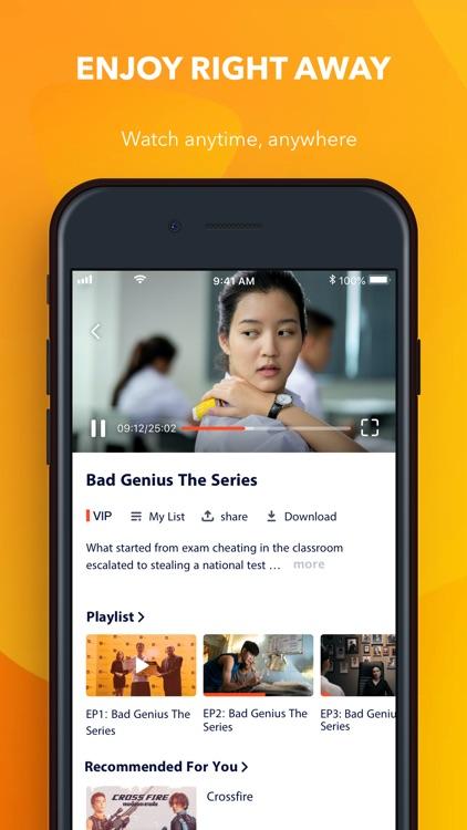 WeTV - TV Series Bad Genius