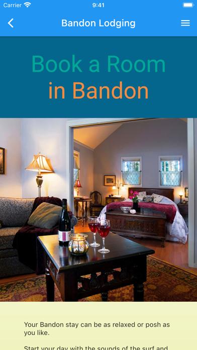 Bandon, Oregon Guide screenshot 7