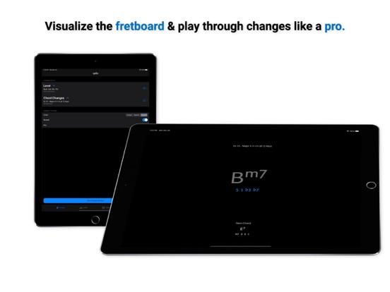 Solo - Fretboard Visualization