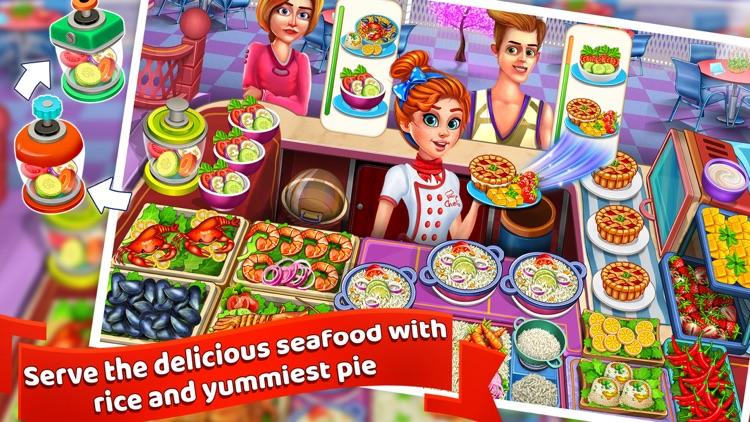 Food Craze Chef: Cooking Games screenshot-6