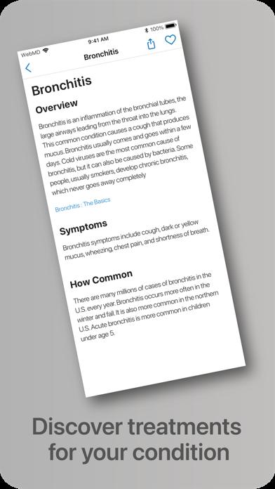 messages.download WebMD: Symptoms, Rx, & Doctors software