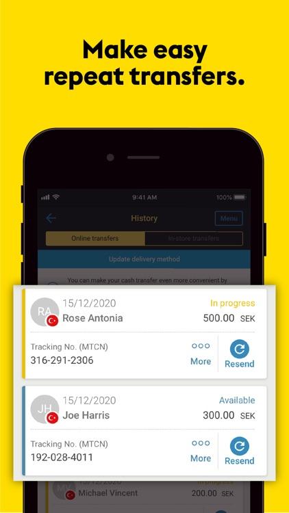 Western Union Money Transfer screenshot-4