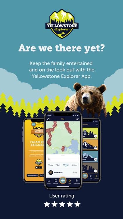Yellowstone Explorer -Track It screenshot-7