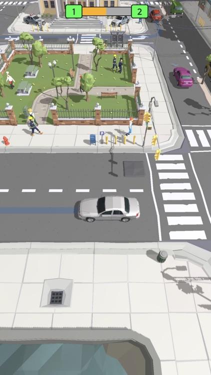 Pick Me Up 3D - 疯狂跑车3D screenshot-3