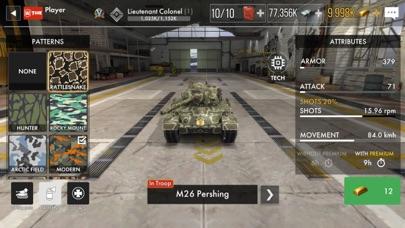 Tank Warfare: PvP Blitz Game紹介画像10