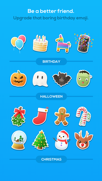 Anitate - 86 Animated Stickers