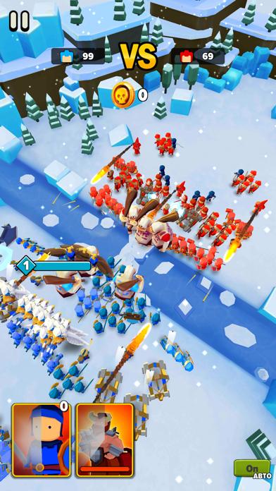 Legion Clash: World Conquest screenshot 2
