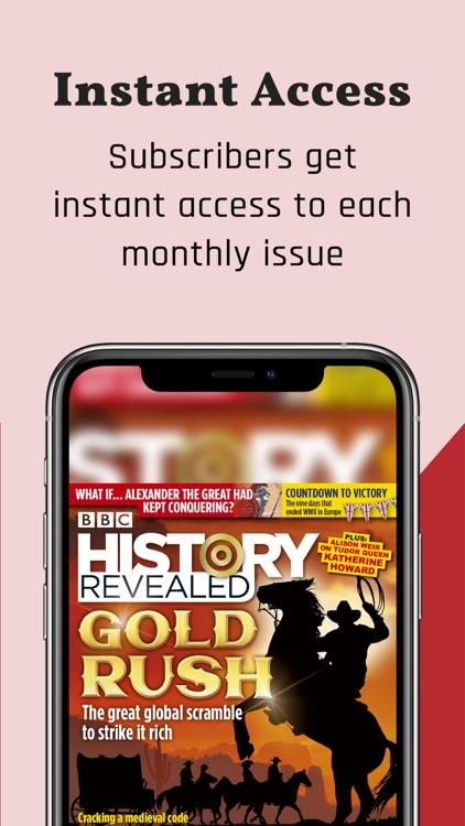 BBC History Revealed Magazine screenshot-7