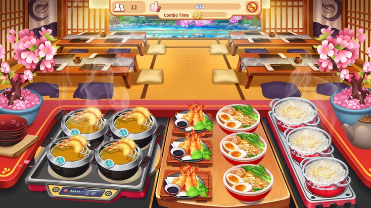 My Restaurant: Cooking Game screenshot-0