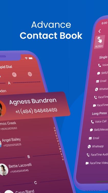 Speed Dial For Call, WhatsApp screenshot-5