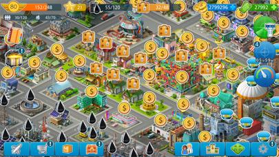 Airport City: 都市開発と空港シミュレーター ScreenShot1