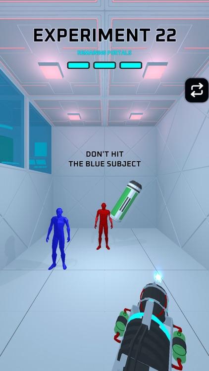 Portals Experiment