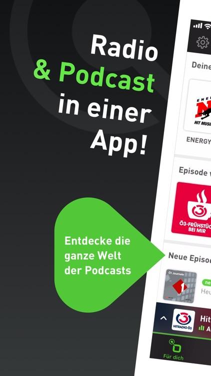 radio.at - Der Radioplayer