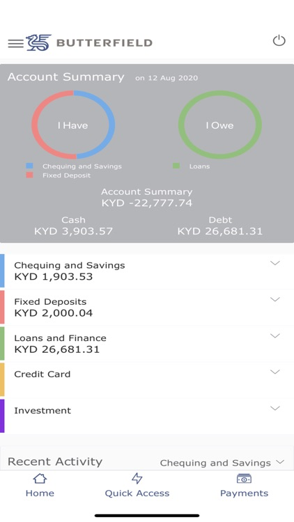 Butterfield Mobile Banking