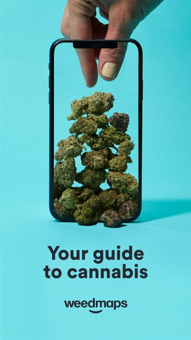 cancel Weedmaps: Marijuana & Cannabis app subscription image 1