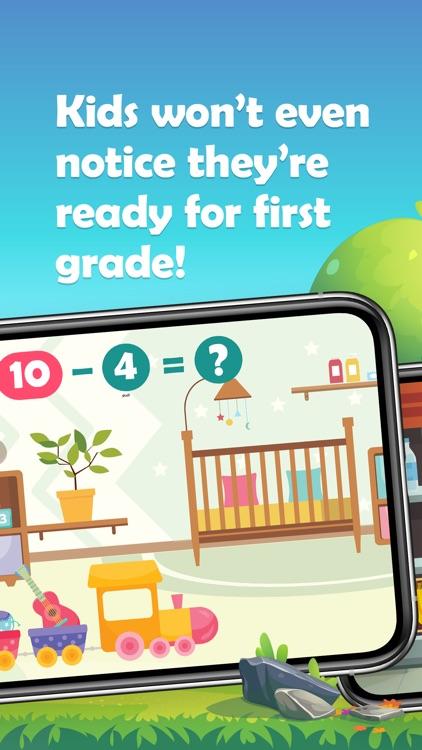 Smart Grow. Preschooler Math screenshot-4