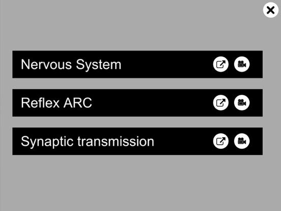 Human Nervous system screenshot 10
