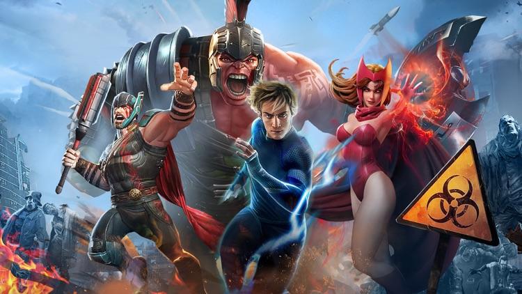 Rise of Superheroes: Survival screenshot-0