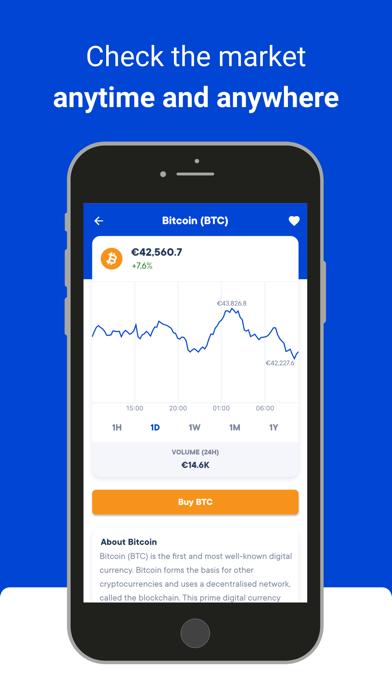 messages.download LiteBit - Buy & sell Bitcoin software