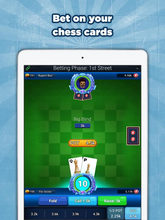 Chess + Poker = Chokerのおすすめ画像1
