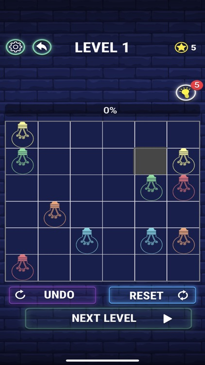 Connect Glow Puzzle Game screenshot-7