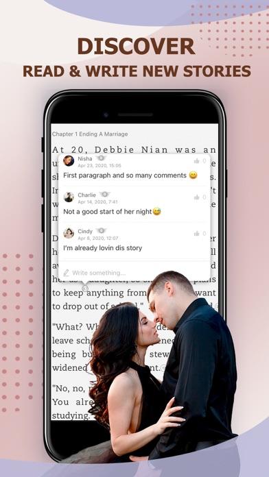 ReadNow: Romance Books Library Screenshot