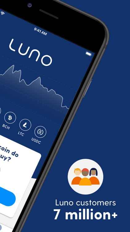 Luno Bitcoin & Cryptocurrency