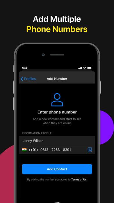 Last - Online TrackerScreenshot von 2