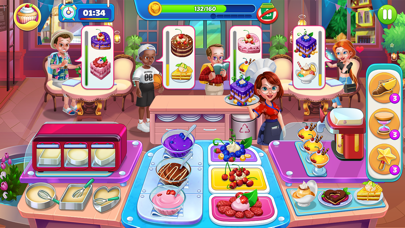 Cooking Frenzy - Cooking Games free Gems hack