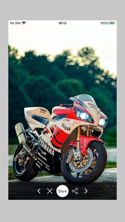 Amazing Sport Bike Backgrounds