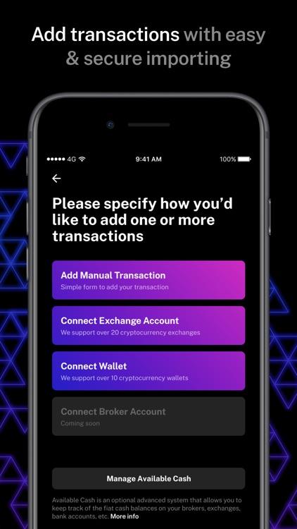 Delta Investment Tracker screenshot-8