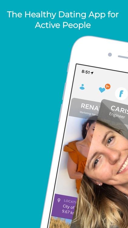Fitafy: Healthy Dating App