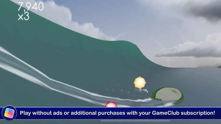 Infinite Surf - GameClub screenshot-4