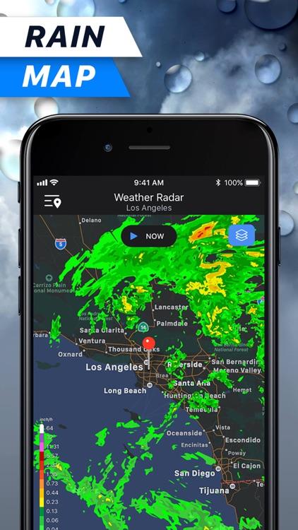 Weather Radar Pro° screenshot-5
