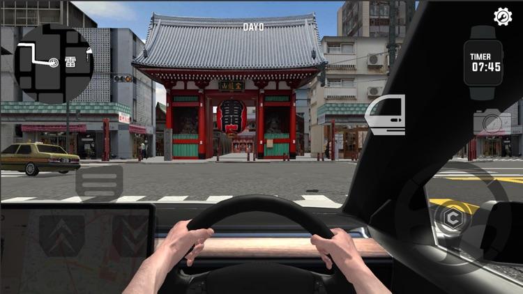 东京通勤族-旅游驾驶模拟
