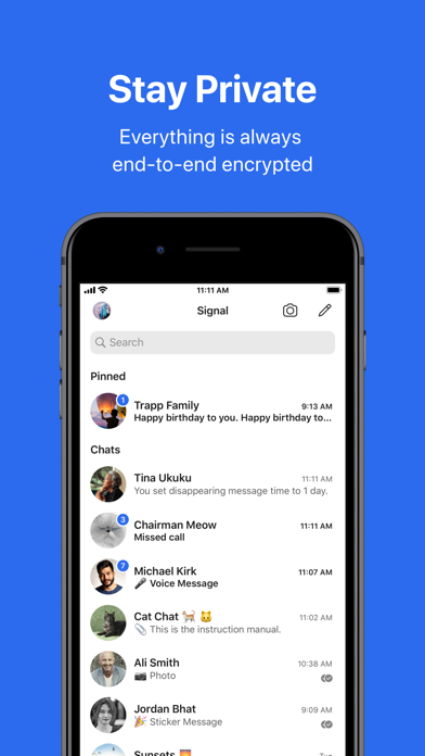 Download Signal - Private Messenger for Android