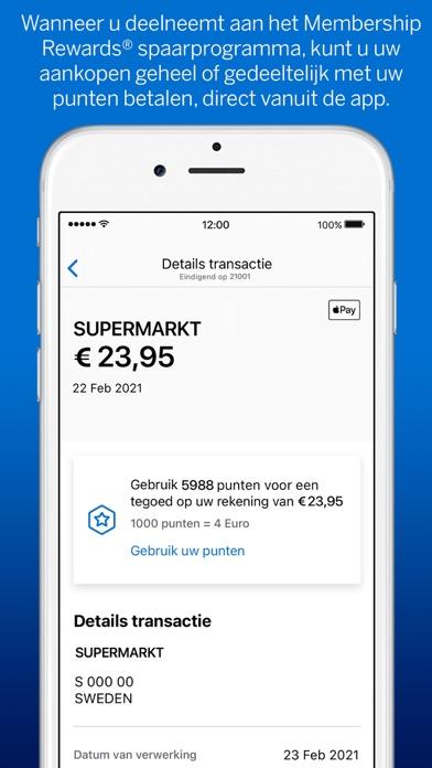 Amex Nederland Iphone App Appwereld